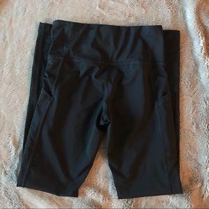 Champion Pants - Women's High-Waisted Leggings C9 Champion Black